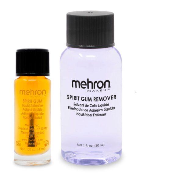 Mehron Spirit Gum con Spirit Gum Remover