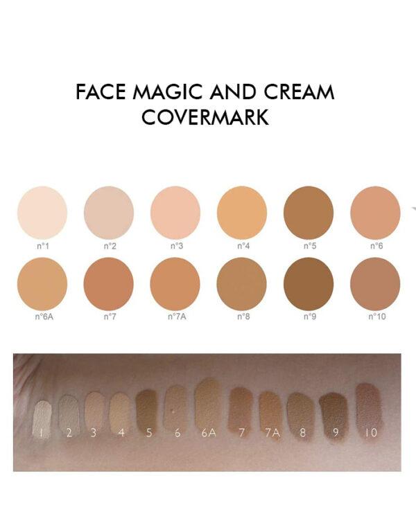 Cream foundation covermark bilbao comprar españa