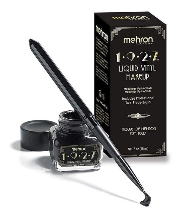 Mehron Liquid Vinyl Makeup 1927 EYELINER
