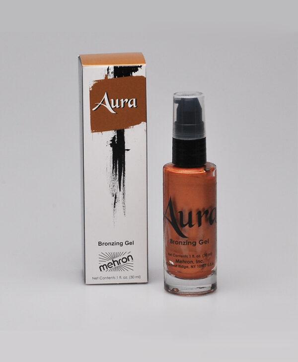 aura bronzing gel mehron bilbao comprar españa