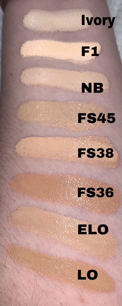 vitacolor kryolan base maquillaje tonos base fluida tonos comprar bilbao