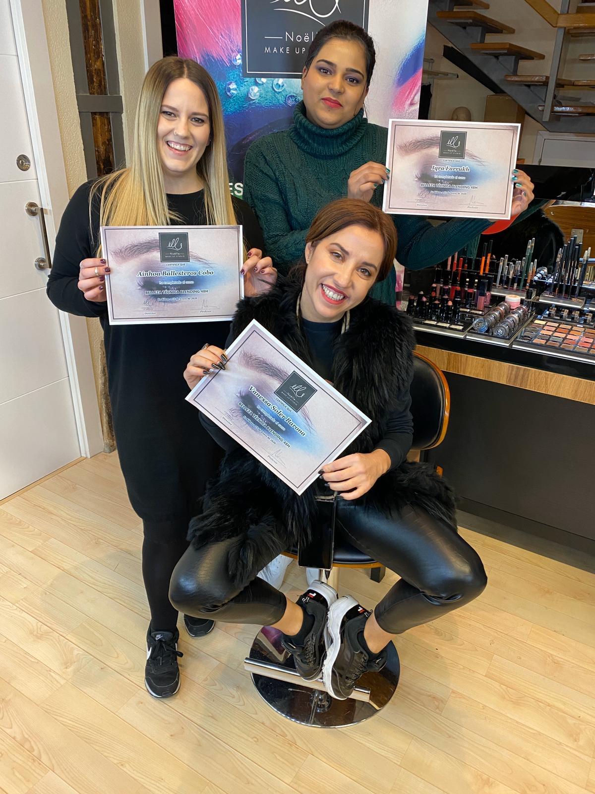 escuela academia cursos maquillaje profesional formacion bilbao vizcaya bizkaia mejor cursos