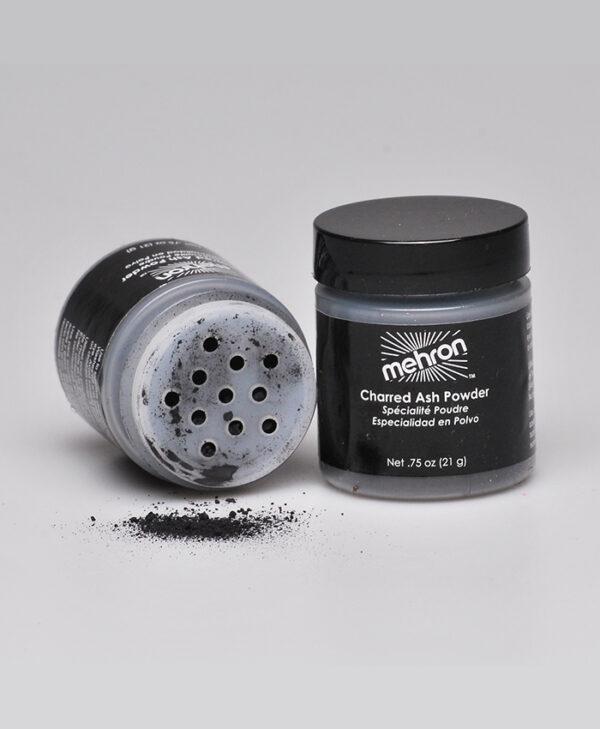 charred ash powder mehron bilbao comprar españa