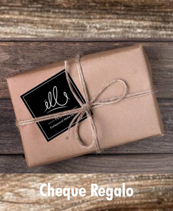cheque regalo maquillaje tratamiento bilbao comprar españa