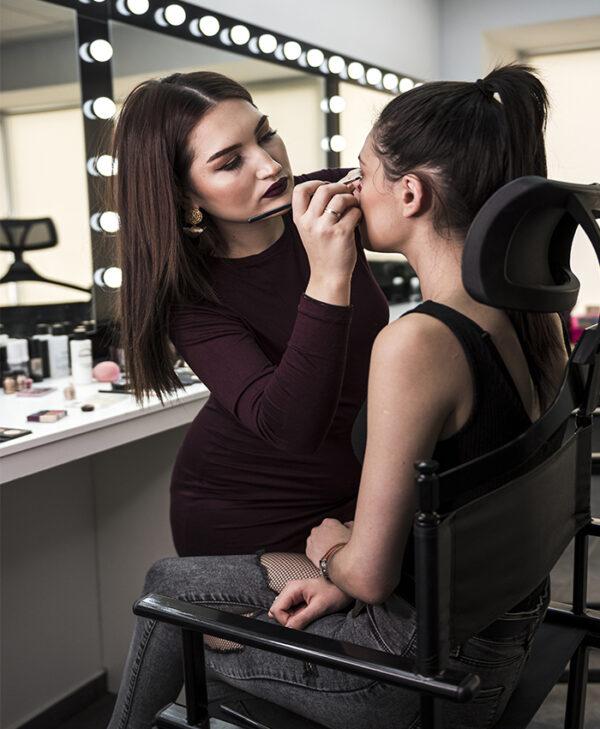 curso clases de maquillaje profesional personalizadas bilbao vizcaya bizkaia
