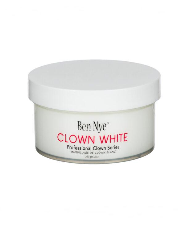 clown white Ben Nye maquillaje creme blanco profesional caracterización fx payaso rostro comprar bilbao vizcaya