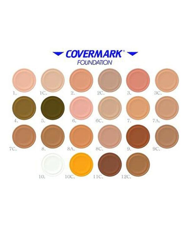 covermark foundation bilbao comprar españa online