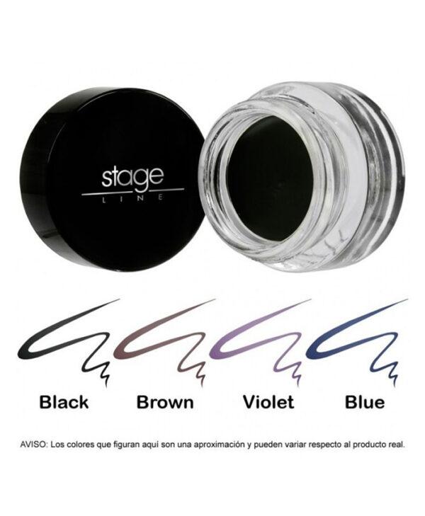 eyeliner gel stage bilbao comprar españa