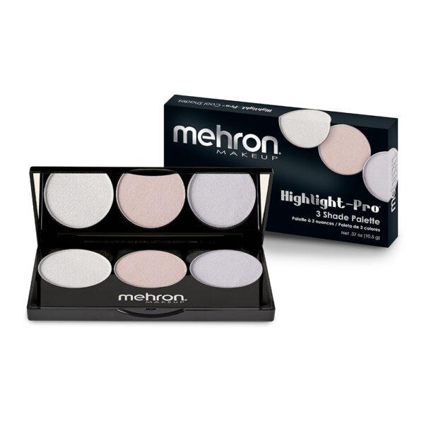 trio iluminador Mehron España comprar