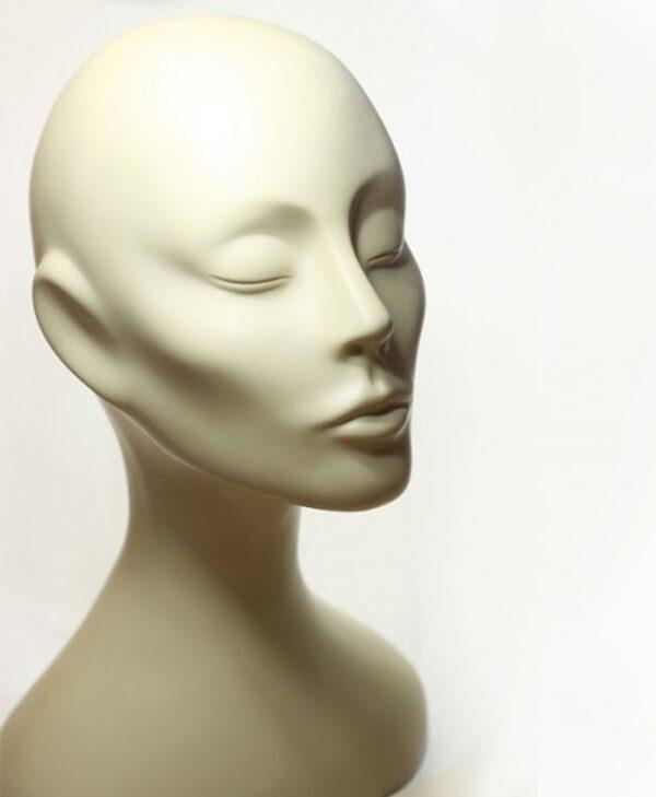 irma de la guardia cabeza maniqui caracterización maquillaje profesional comprar bilbao vizcaya