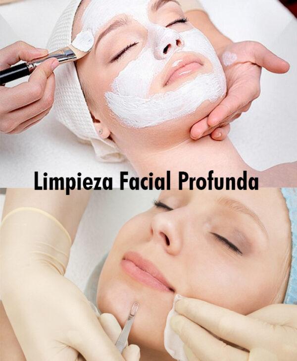 limpieza facial profunda bilbao