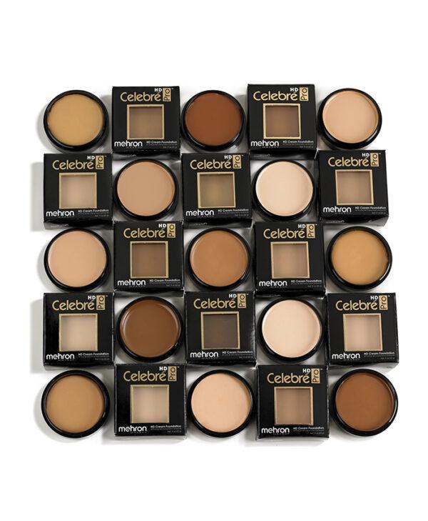 mehron celebre hd pro foundation comprar online españa bilbao tienda maquillaje