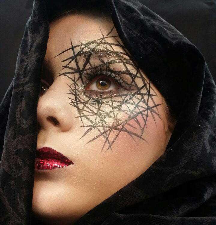 Maquillaje Fantasia Bodypainting Bilbao Bizkaia Portugalete Getxo Noelle Makeup Studio