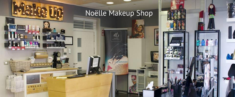 tienda comprar productos maquillaje bilbao bizkaia portugalete getxo noelle makeup estudio escuela maquillaje profesional